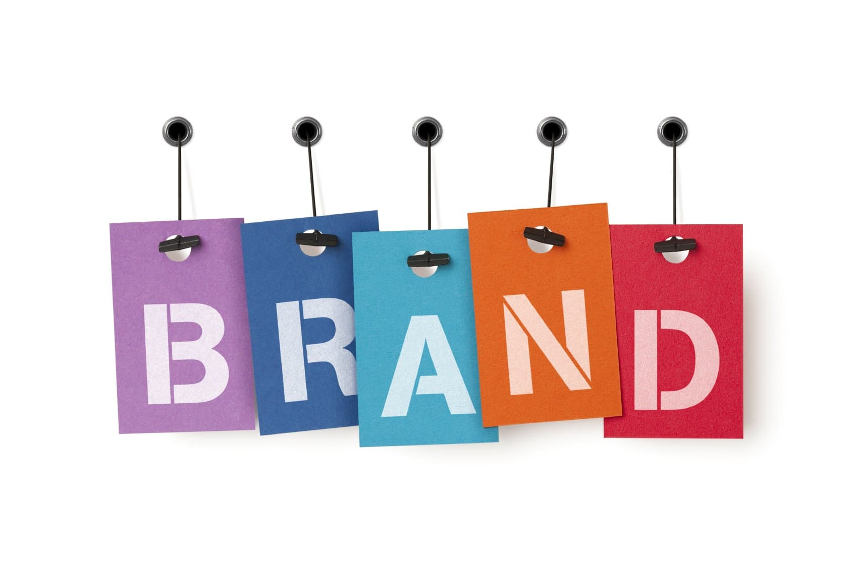Branding… Did  you say branding?