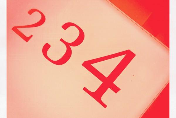 cuadrado 234 rojo
